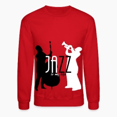 jazz is my life Long Sleeve Shirts
