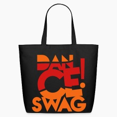 DANCE rave party design SWAG Bags & backpacks