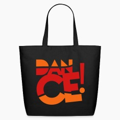 DANCE design that is SWAG Bags & backpacks