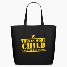This is more CHILD than you can handle! Bags & backpacks