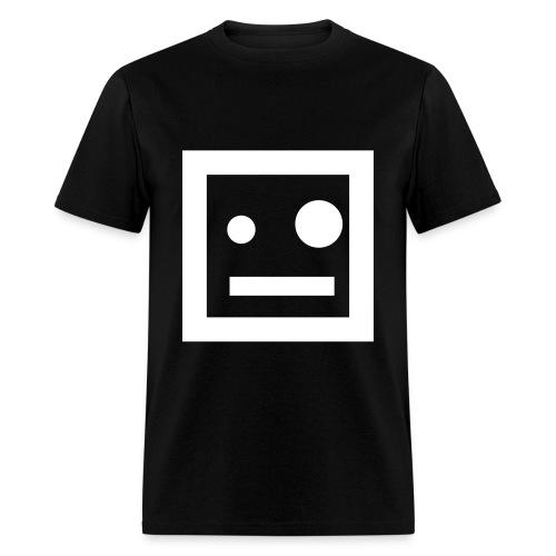 Dennis (Black/White) - Men's T-Shirt