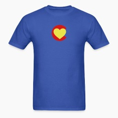 Colorado Heart T-Shirts
