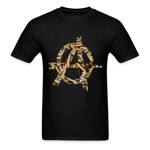 Corrupt Nation Anarchy T-Shirt - Men's T-Shirt