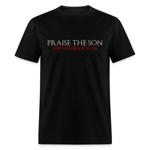 Praise the Son - Men's T-Shirt