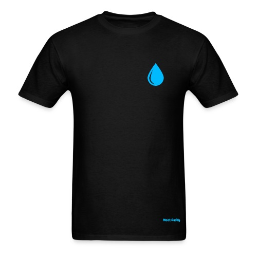 Moist Daddy Tee (No text on back) - Men's T-Shirt