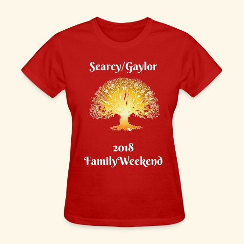 Searcy/Gaylor - Women's T-Shirt