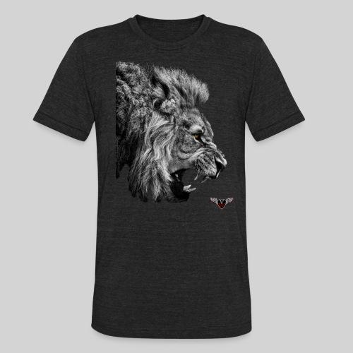 Roaring Lion - Unisex Tri-Blend T-Shirt