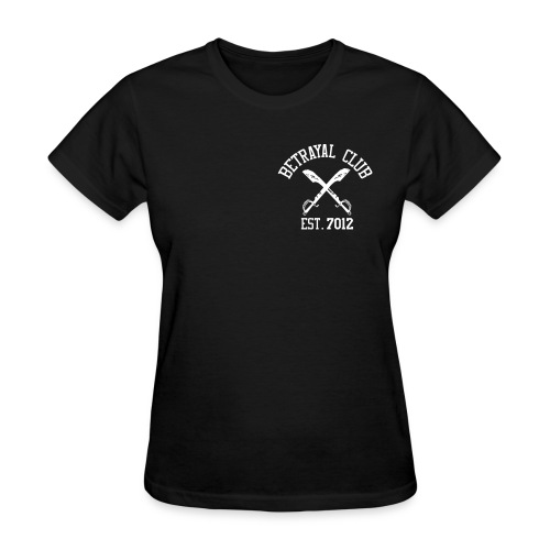 [Running Man!] Betrayal Club 7012 - Women's T-Shirt