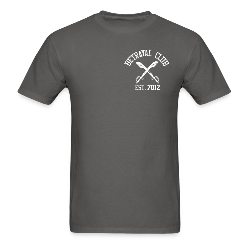 430f2dbf4 Betrayal Club 7012 - Men's T-Shirt