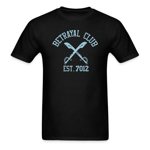 [Running Man!] Betrayal Club 7012 w/ Runner Sleeve - Men's T-Shirt