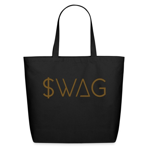 SwagBagGold - Eco-Friendly Cotton Tote