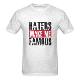Haters Make Me Famous ~ 351