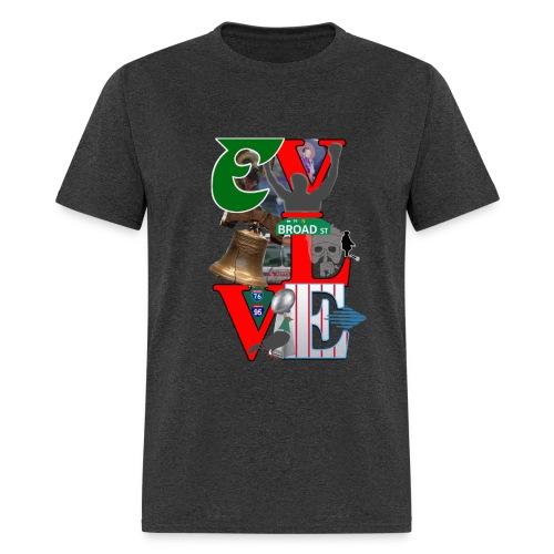 evoLVE - Men's T-Shirt
