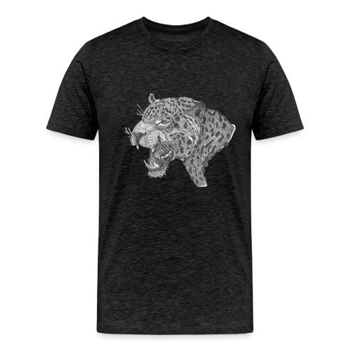 leopard - Men's Premium T-Shirt