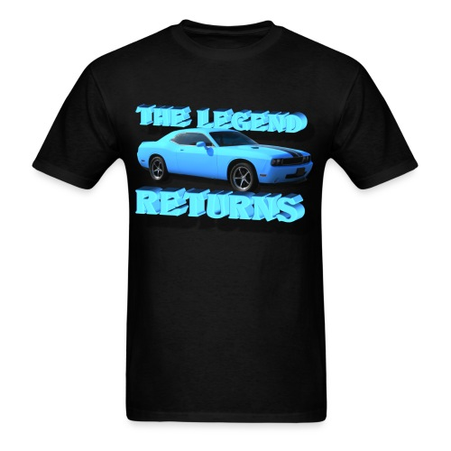 Erhabi. The Legend Returns.  T-Shirt - Men's T-Shirt