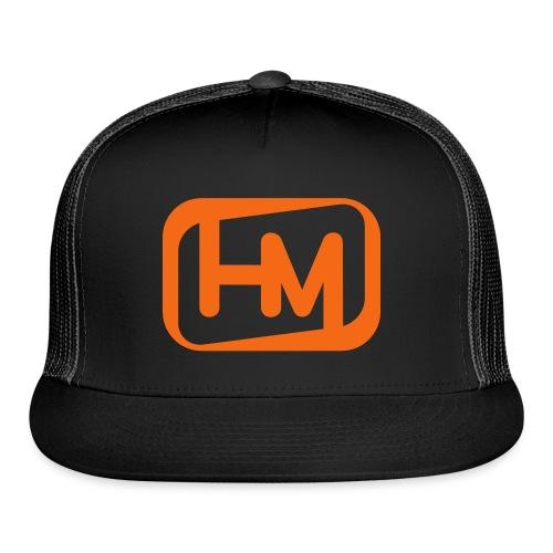 Trucker Cap HMSS Outline Logo MANGO - Trucker Cap