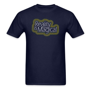 Reality is Magical - Men's T-Shirt