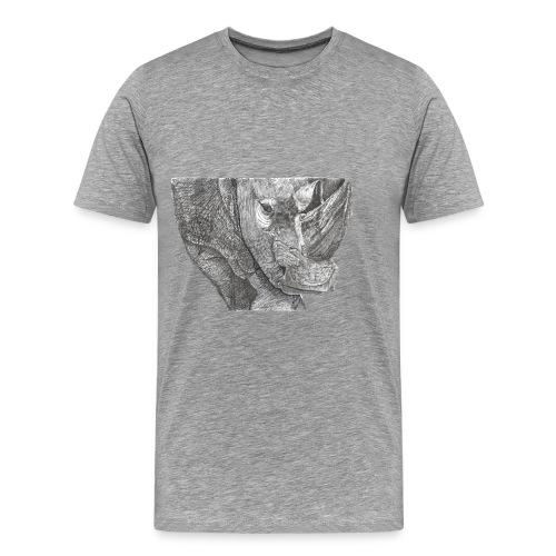 Rhino - Men's Premium T-Shirt