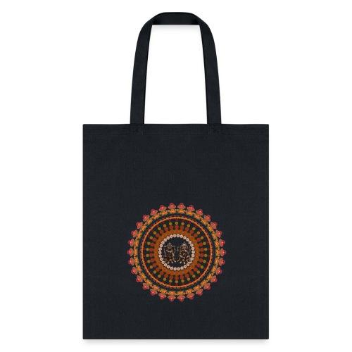 Ganesha & Lakshmi Small Tote - Tote Bag