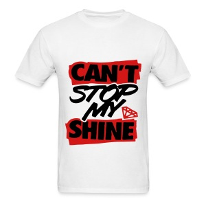 My Shine | Men's Standard T-Shirt - Men's T-Shirt