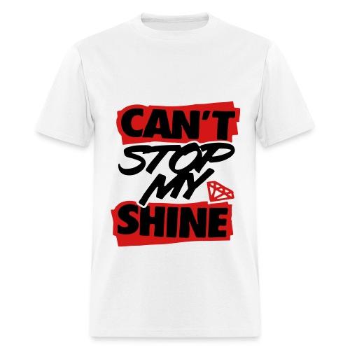 My Shine | Men's Standard T-Shirt - Men's T-Shirt