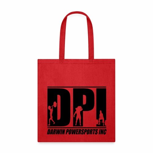 DPI Logo - Tote - Tote Bag