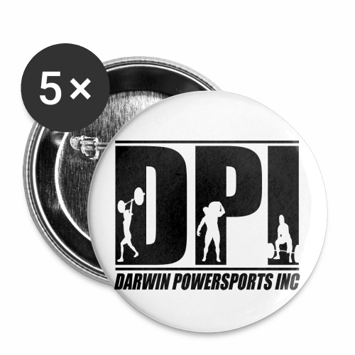 DPI Badges - Large Buttons