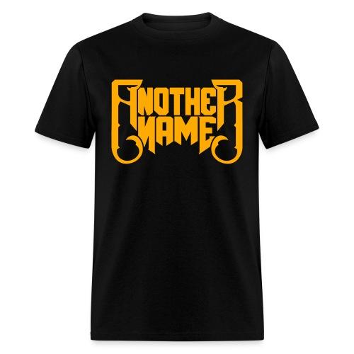 Nuke Orange T - Men's T-Shirt