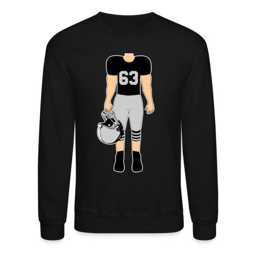 63 Crewneck sweater - Crewneck Sweatshirt