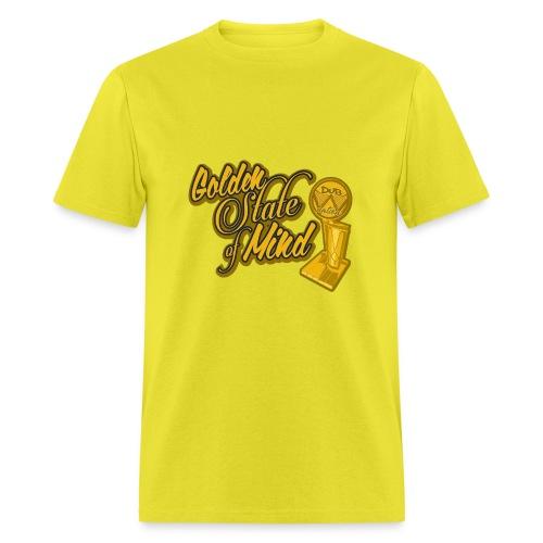 Golden State of Mind - Men's T-Shirt