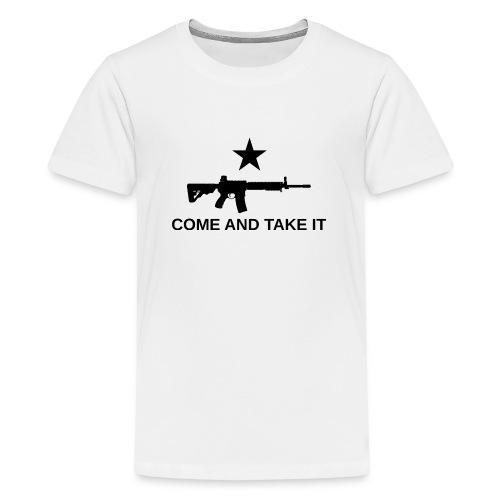 COME AND TAKE IT - Kids' Premium T-Shirt