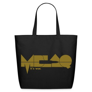 MBLAQ- It's War Tote - Eco-Friendly Cotton Tote