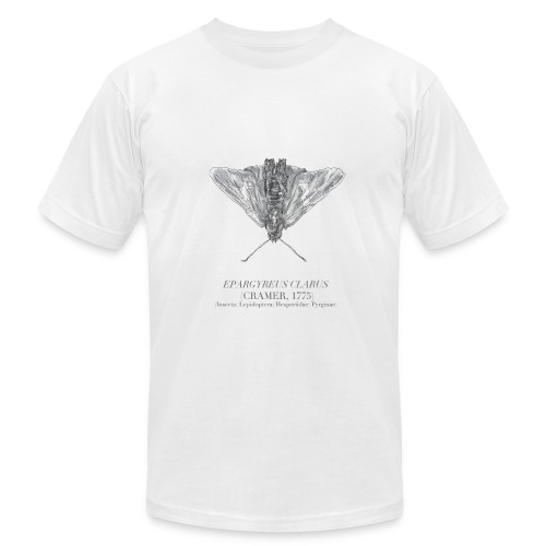 The Silver Spotted Skipper - Men's  Jersey T-Shirt