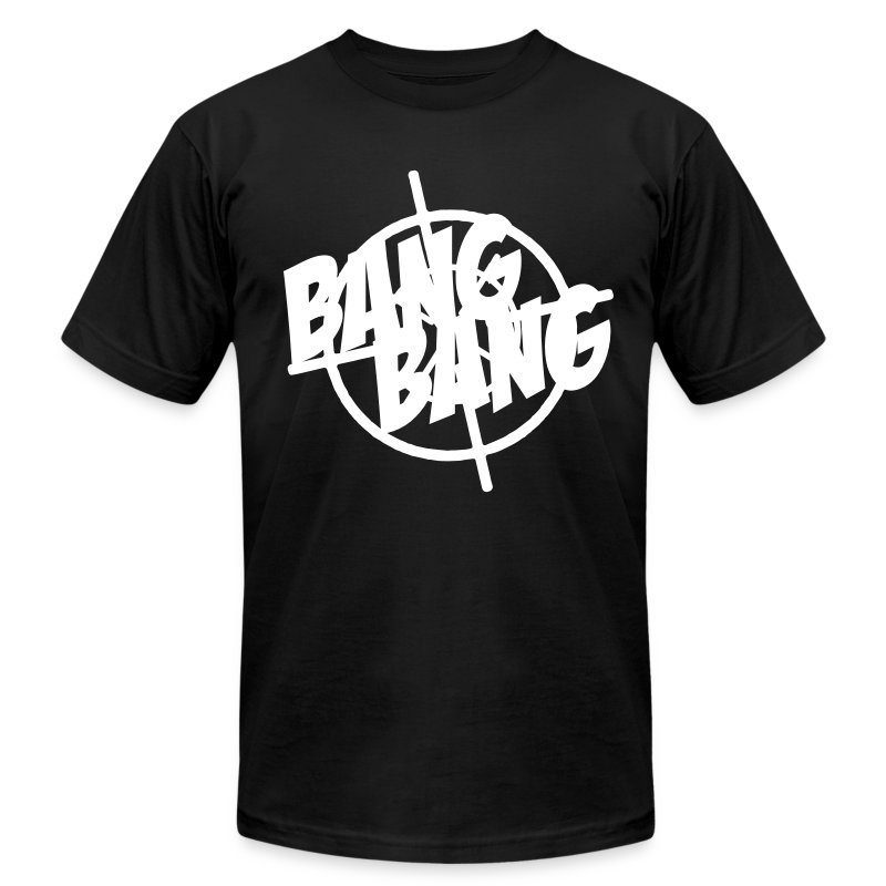Bang Bang Tee - Men's T-Shirt by American Apparel