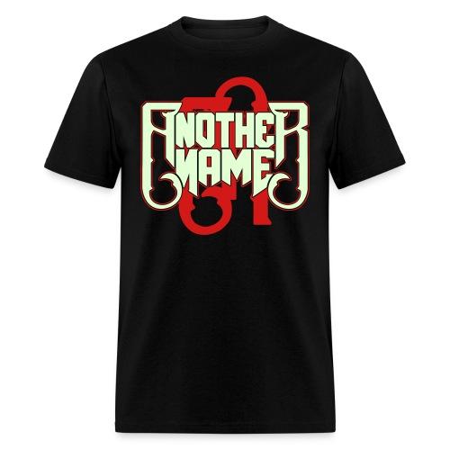 Glow In The Dark (Red) T - Men's T-Shirt