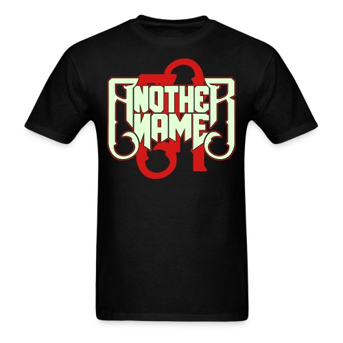 Glow In The Dark (Red) T - Men's T-Shirt