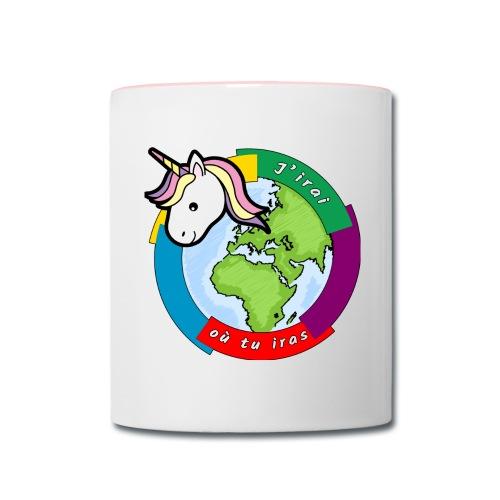 Tasse  - Contrast Coffee Mug