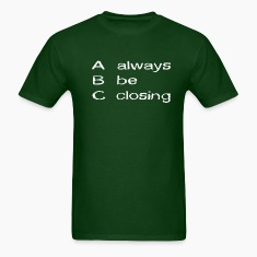 abc_alwaysbeclosing T-Shirts