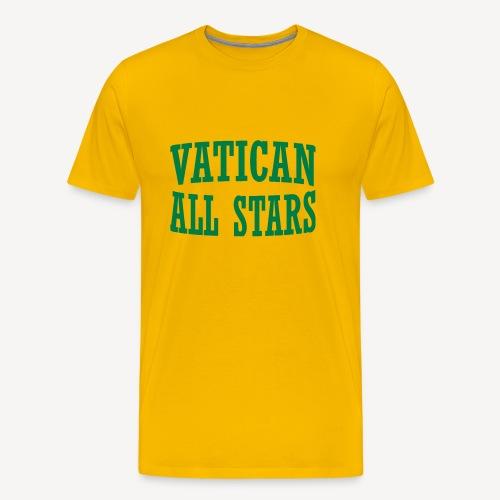 VATICAN ALLSTARS - Men's Premium T-Shirt