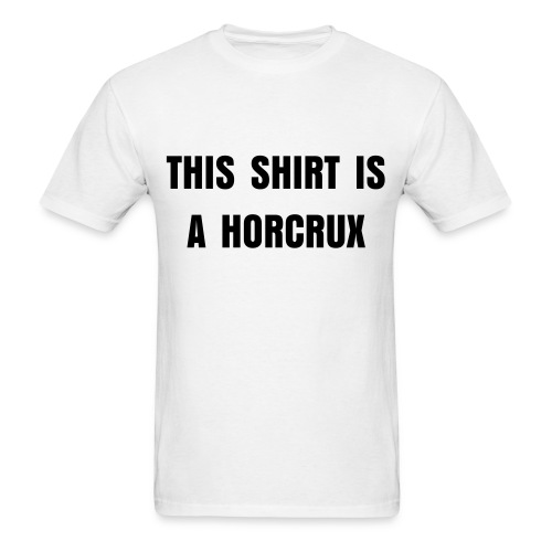 Horcrux Shirt - Men's T-Shirt