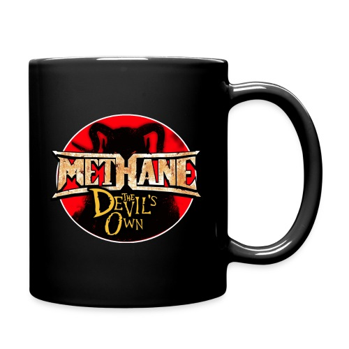 Methane Signed In Blood  - Full Color Mug