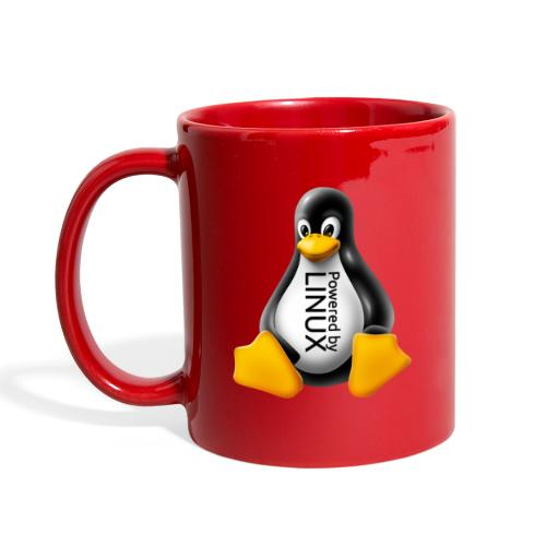 Powered by Linux - Full Color Mug