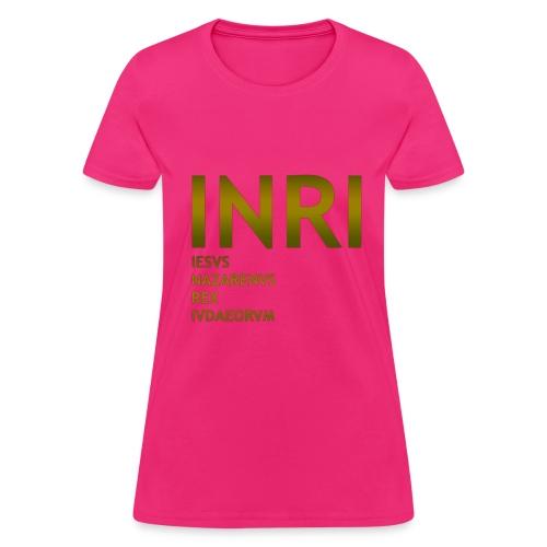 INRI - Women's T-Shirt