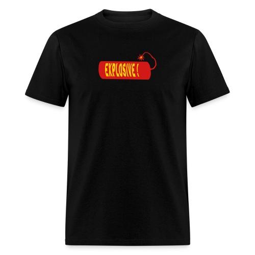 Explosive - Men's T-Shirt