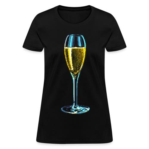 Champagne - Women shirt - Women's T-Shirt