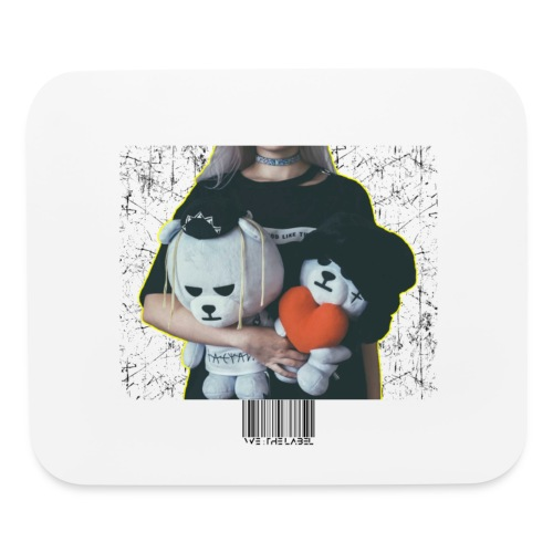Big Bang KRUNK Mousepad {WE : THE LABEL] - Mouse pad Horizontal