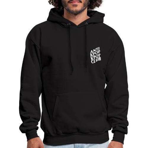 BLACK ANTI KPOP KPOP CLUB [WE : THE LABEL] - Men's Hoodie