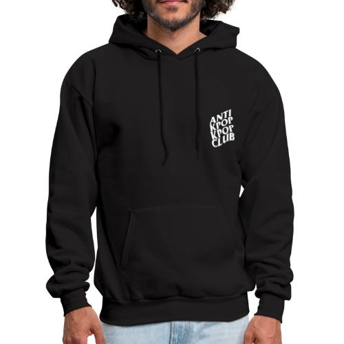 BLACK ANTI KPOP KPOP CLUB [WE : THE LABEL] - Men's Hoodie