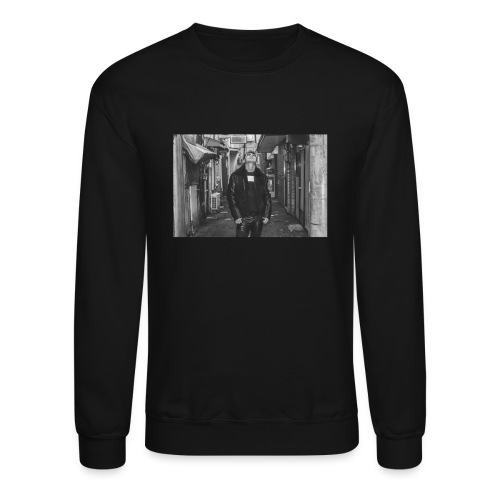 BLACK JAPAN SWEATSHIRT [WE : THE LABEL] - Crewneck Sweatshirt