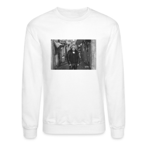 WHITE JAPAN SWEATSHIRT [WE : THE LABEL] - Crewneck Sweatshirt
